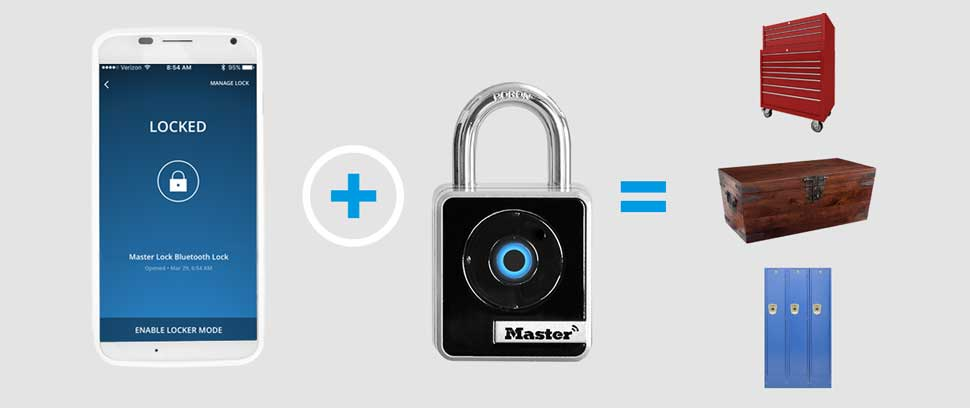 Master Lock Outdoor Padlock