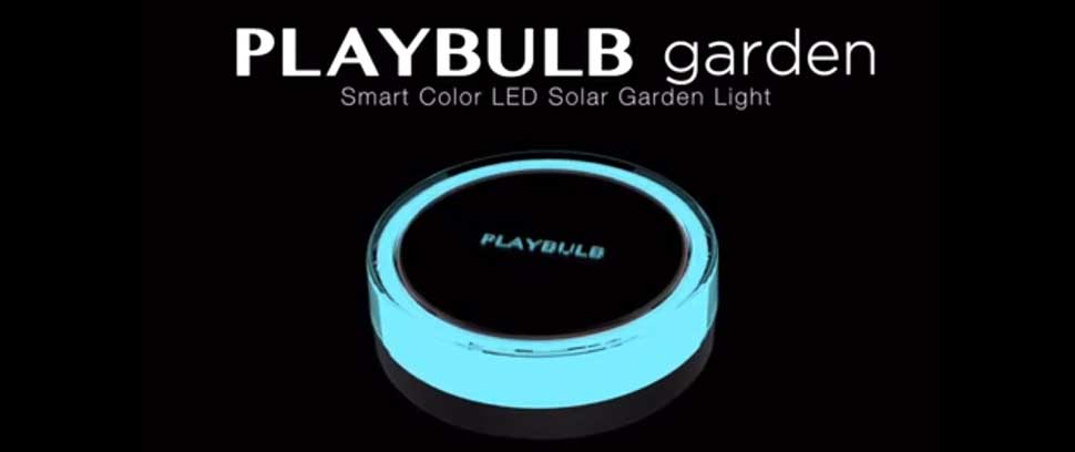 Playbulb Garden Lights